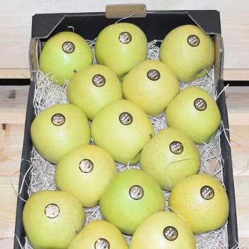 Manzana Golden caja 8 kg.